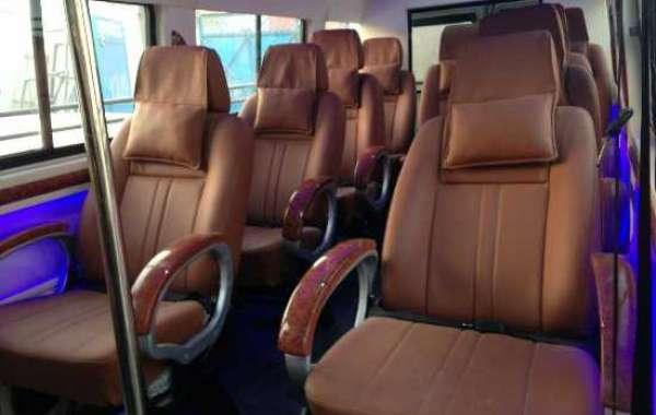 Tempo travel & bus Hire in Jaipur