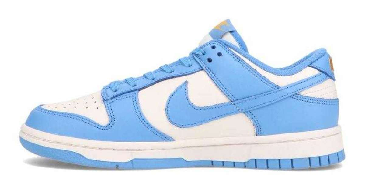 """DD1503-100 Nike Dunk Low """"Coast"""" Will Be Released On January 7, 2021"""