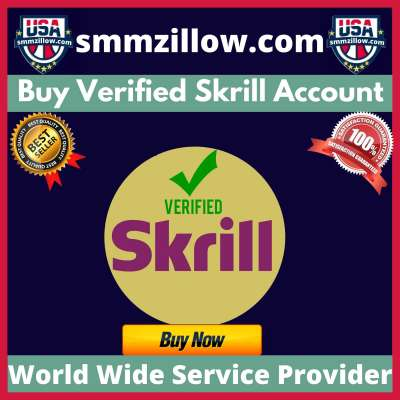 Buy Verified Skrill Account Profile Picture