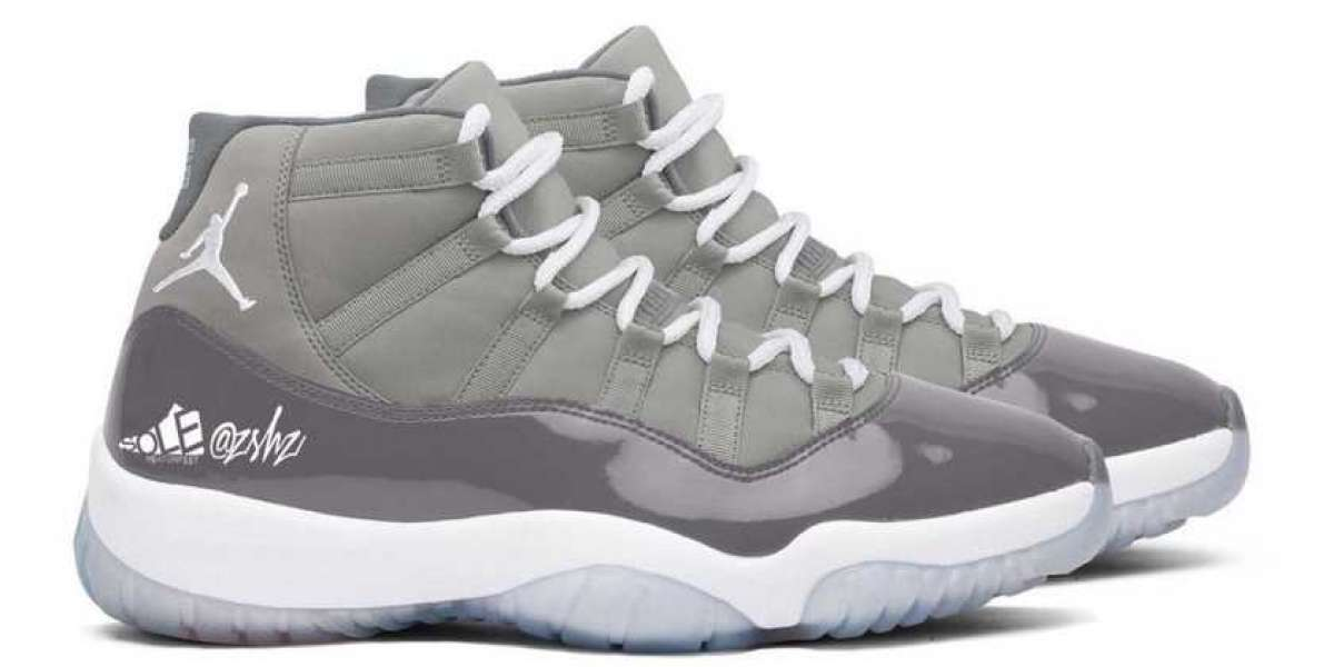 """When Will CT8012-005 Air Jordan 11 """"Cool Grey"""" Be Released ?"""