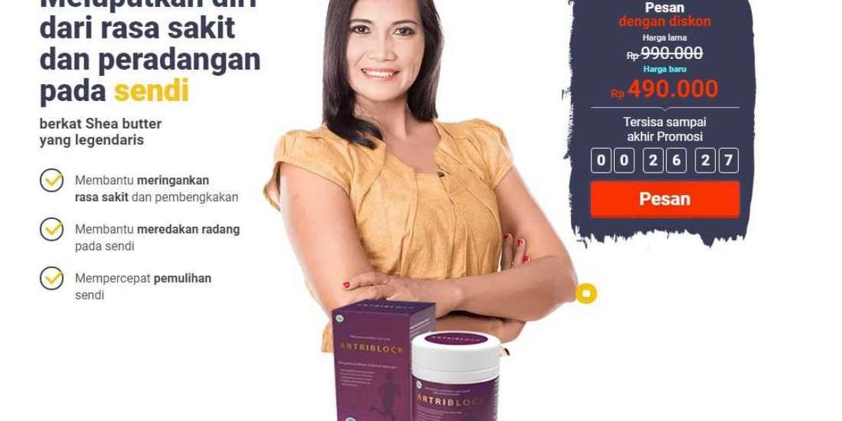Artriblock : Produk Alami & Sehat Untuk Pereda Nyeri!