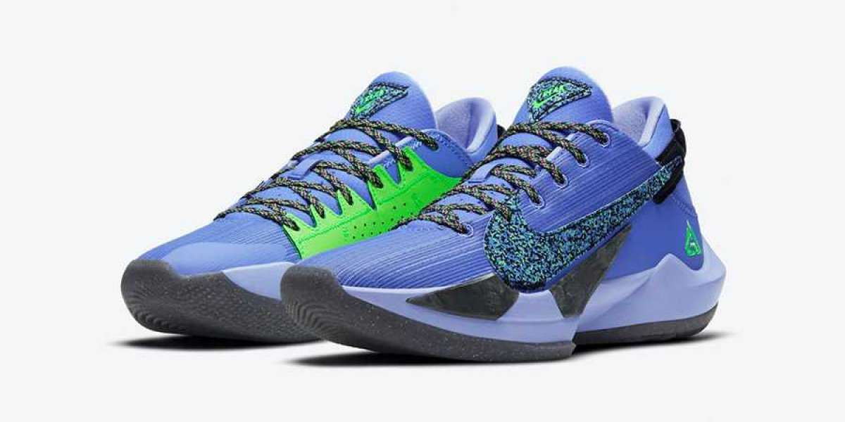 """Nike Zoom Freak 2 """"Play For The Future"""" 2021 New Arrival CK5424-500"""