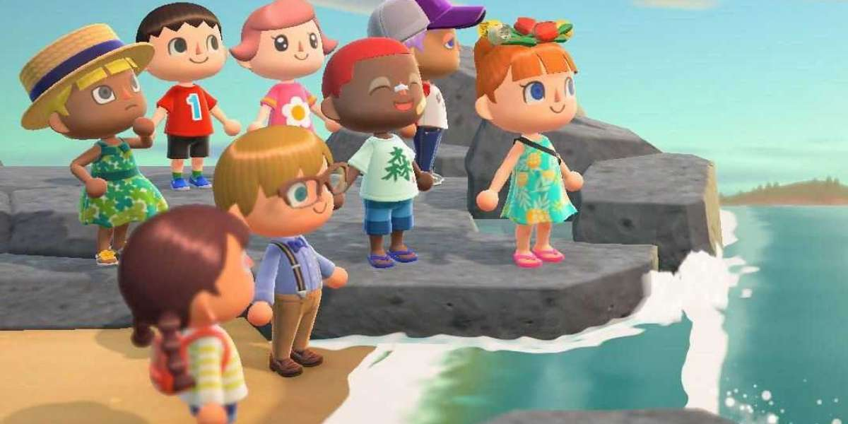 Animal Crossing New Horizons is now 9 months vintag