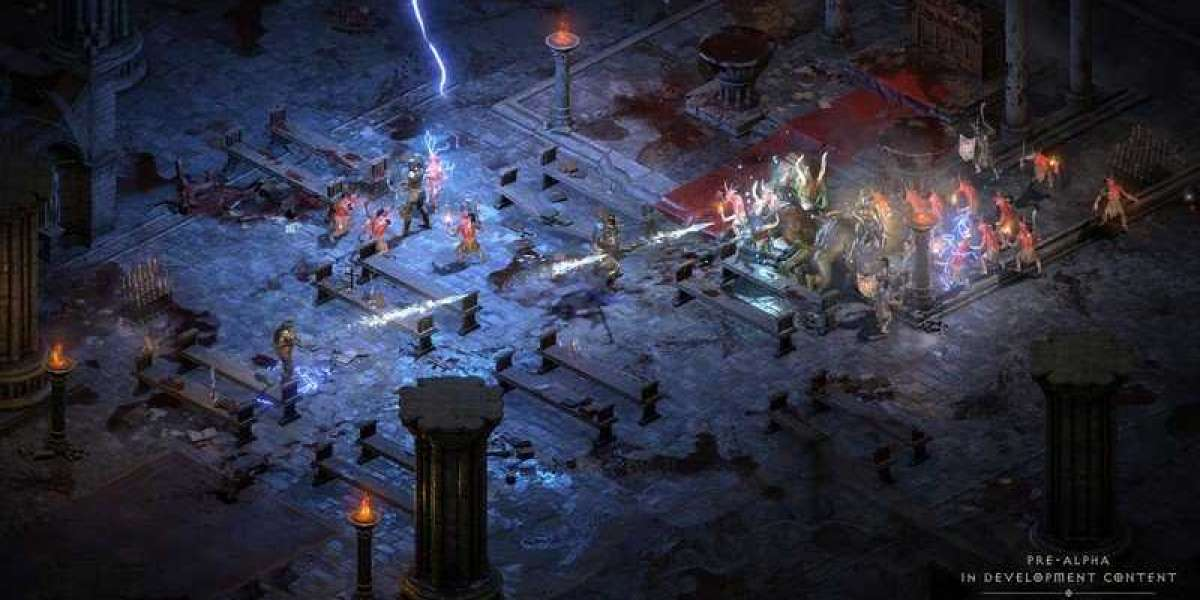Diablo II: Resurrected will Allow You to import your 20-year-old savegames