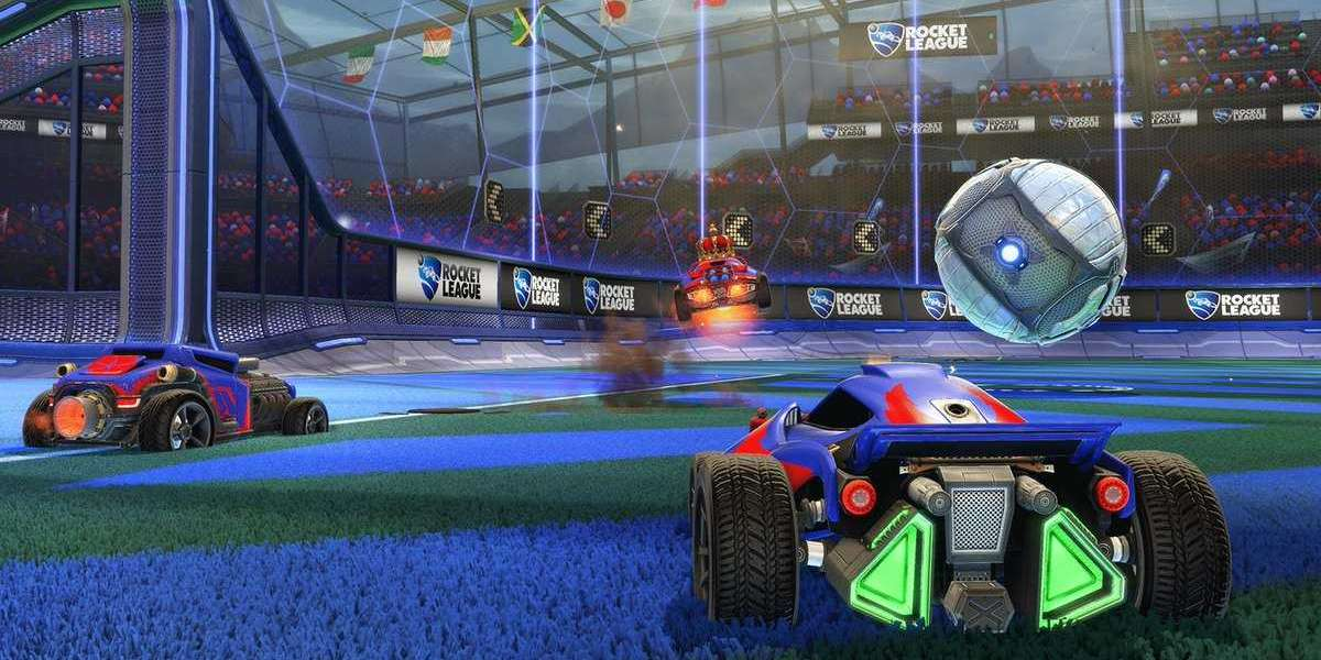 Psyonix created this masterpiece six years in the past
