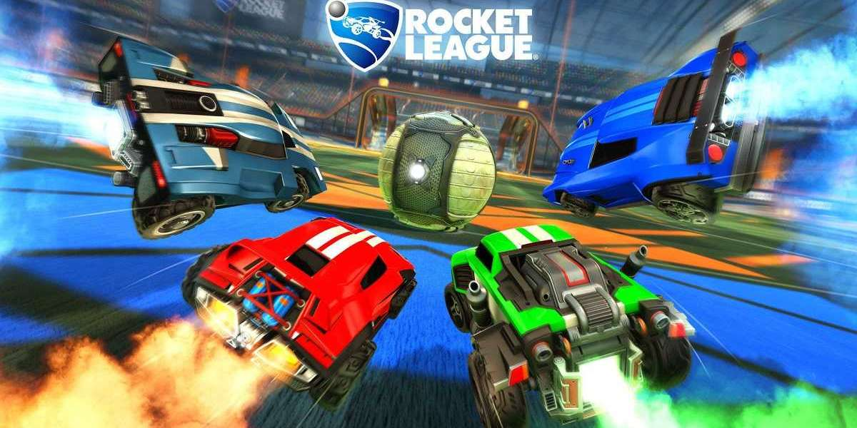 Stepped forward or added to the combination to round Rocket League off