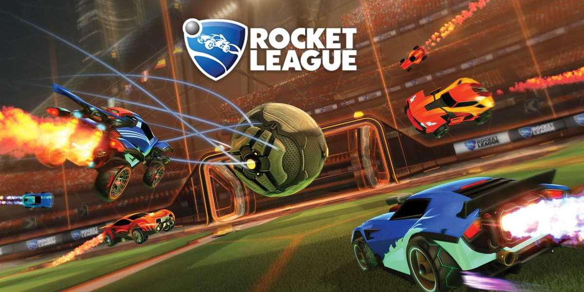 Rocket League is trendy collection is stay