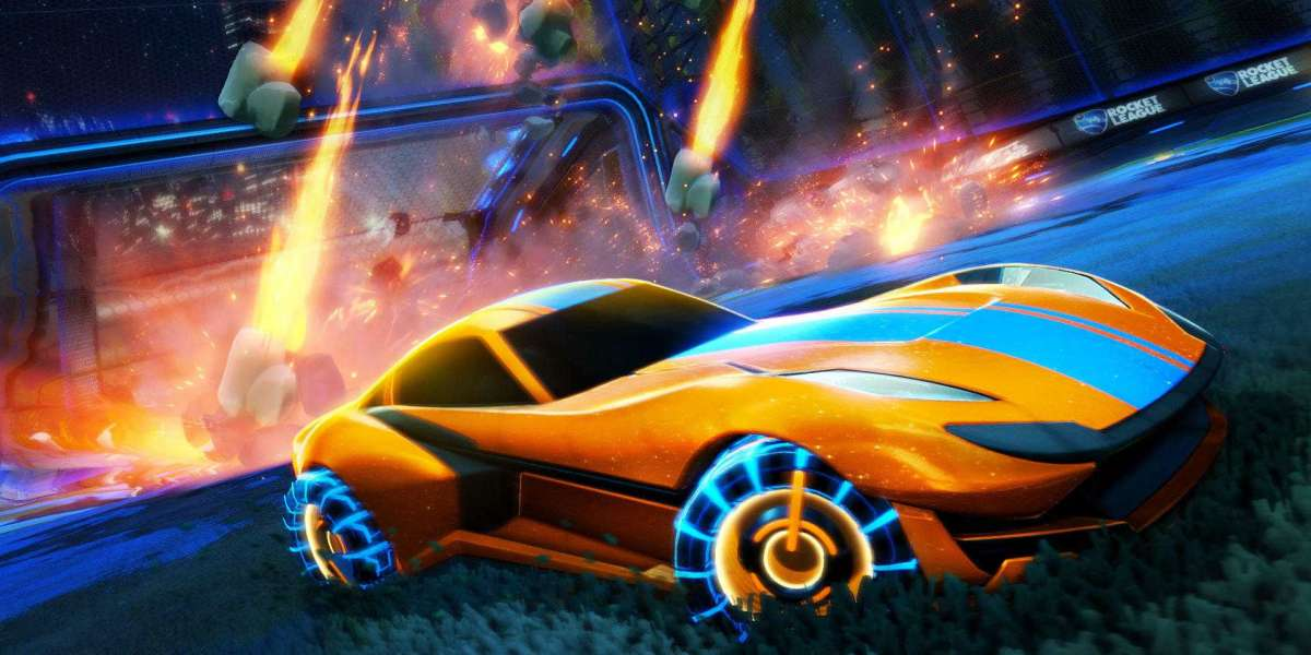Rocket League is going to be updated with graphics up to 120 fps