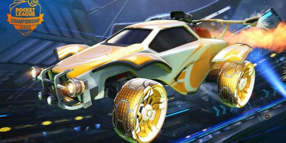The best way to obtain Rocket League items
