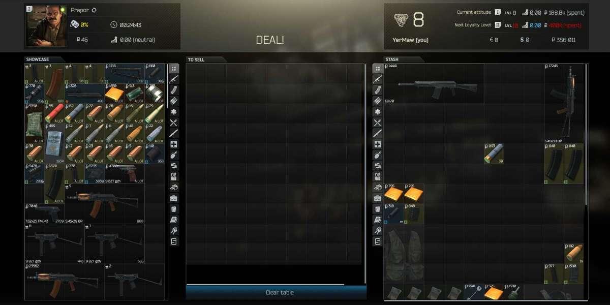 Twitch Drops Come Back in Escape from Tarkov