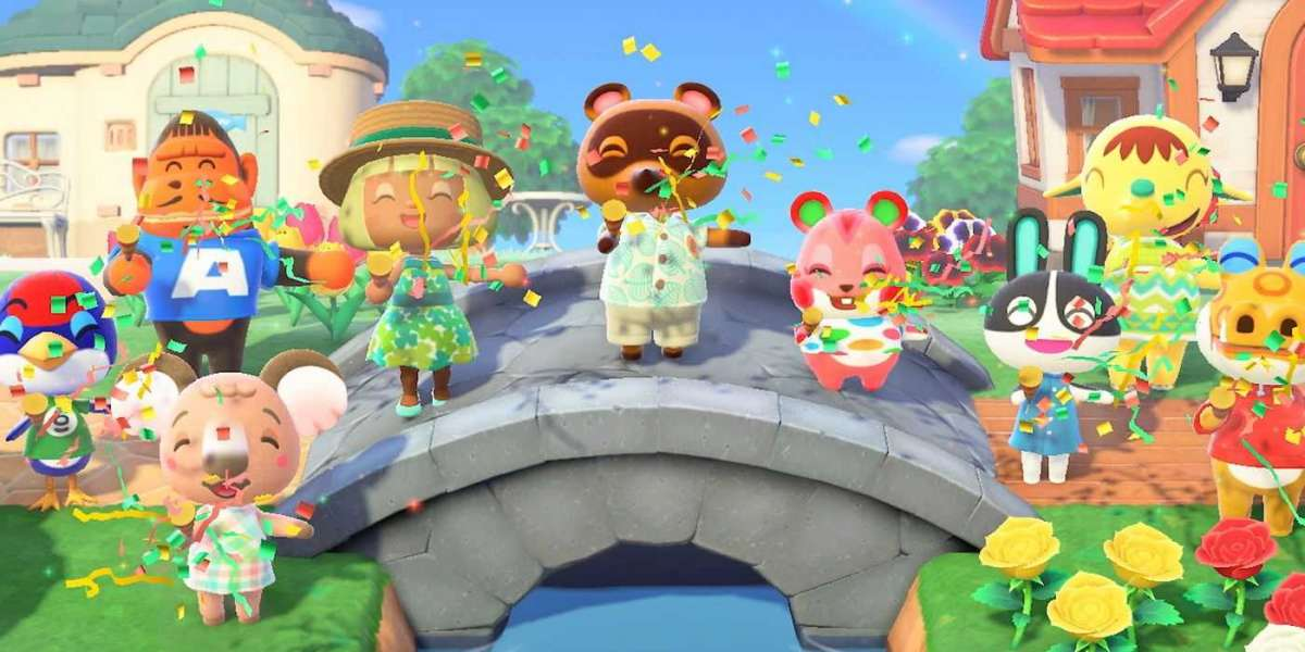 Animal Crossing New Horizons May Day makes a go back this yr
