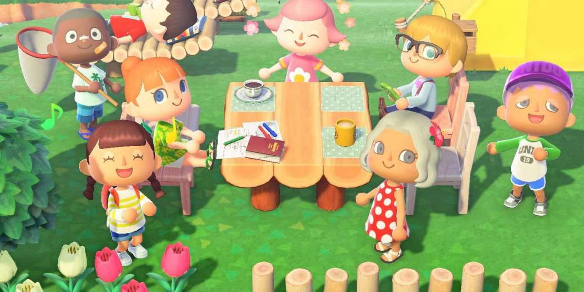 Animal Crossing New Horizons campers request to replace random villagers