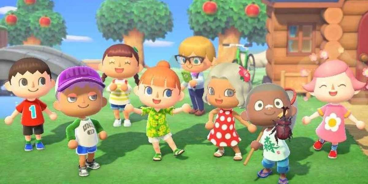 Snowboy presents Animal Crossing New Horizons players