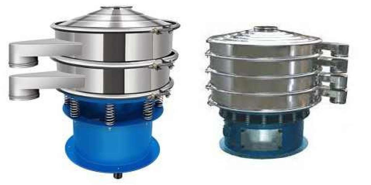 Features and Working Principle of Vibrating Sifter