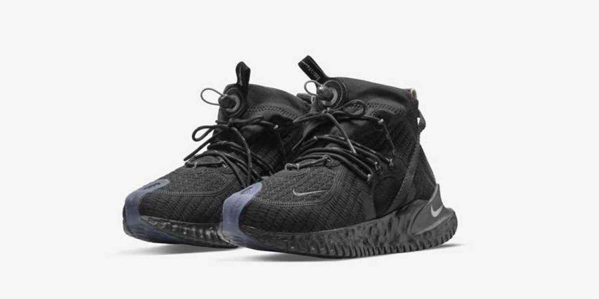 "2021 New Nike ISPA Flow 2020 SE ""Black"" CW3045-002 So Cool!"