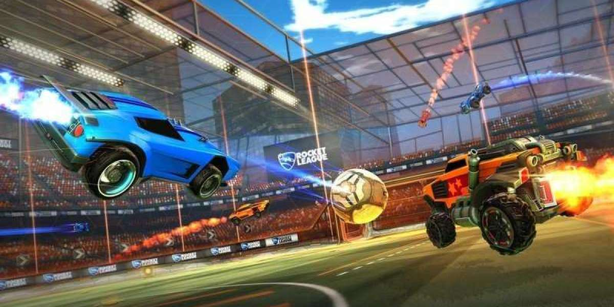 Rocket League is one of the titles that's alleged to get a bit of a boost