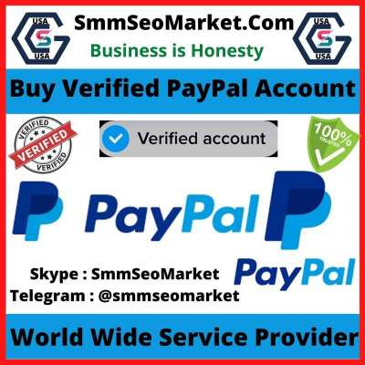 Buy Verified PayPal Account Profile Picture