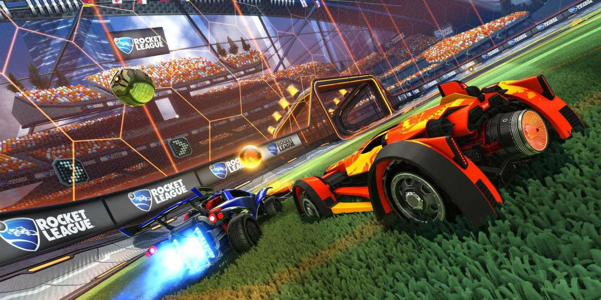 Rocket League has been one of the largest hits this summer time